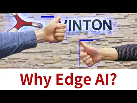 Why Edge AI? - Advantages of Avinton Edge AI Camera
