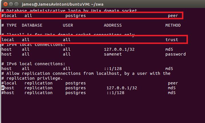 PostgreSQL - Python - Apache - Bootstrap | Avinton Japan K K