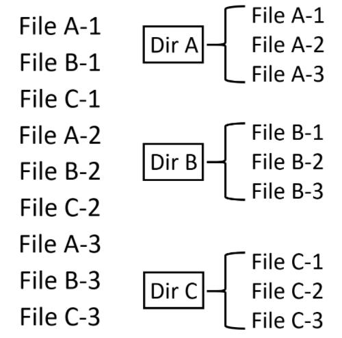 ディレクトリ構造解説