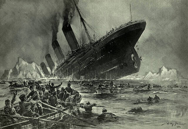 predict survival on the Titanic