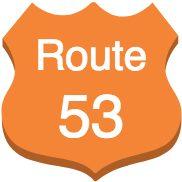 Amazon Route 53のロゴ画像