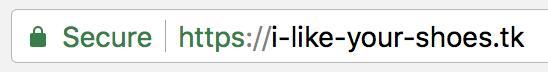 正常にSSL暗号化されているか確認1