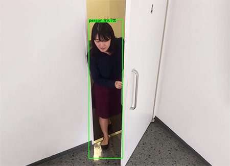 Edge AI Camera - intrusion detection (security)