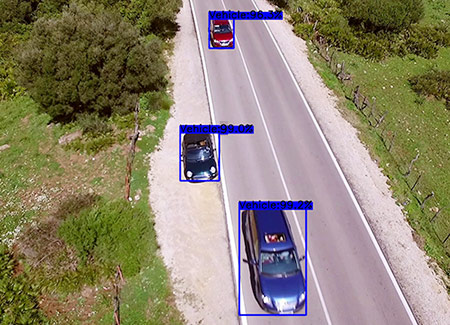 Edge AI Camera - Object Counting