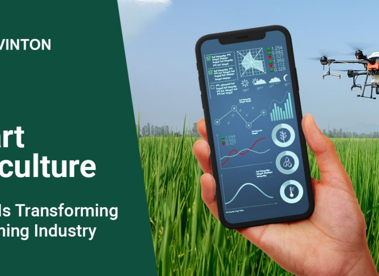 Smart Agriculture How AI Is Transforming the Farming Industry