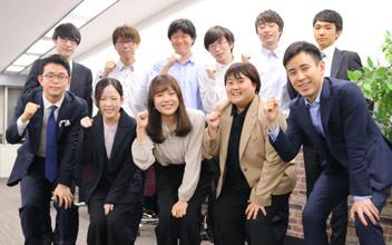 New graduate IT engineers at Avinton Japan
